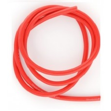 Silicone Wire 12AWG - Red 1 Metre