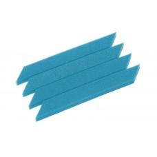 M-Chassis 60D Inner Sponge Set (Blue) (4pcs)