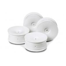 Tamiya M-Narrow White Dish Wheels