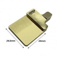 7075-T20-04 33gr Brass Receiver Holder Xray T4 2020