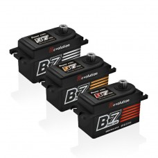 Power HD B7 Silver Revolution Low Profile Servo HV Brushless