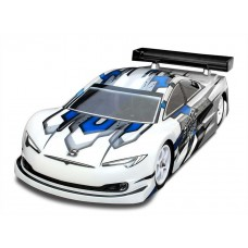 BLITZ S100 1/10 190mm Electric Touring Car clear Bodyshell 0,7mm