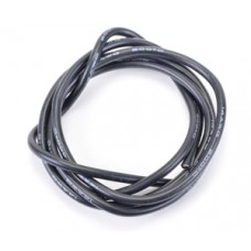 Silicone Wire Black 14 AWG - 1Mtr
