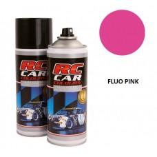 RC Car Colours Lexan Spray 150ml - Fluo Pink
