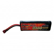 Gens ace 3300mAh 8.4V 7-Cell NiMH T plug (deans)