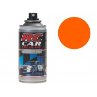 Fluo orange lexan paint 150ml