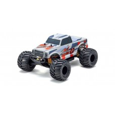 MONSTER TRACKER 2.0 T2 RED 1:10 EP RTR (KT232P)