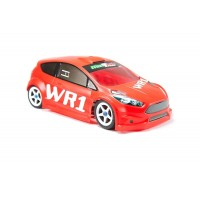 Mon-Tech WR1 Rallye Body 190mm (Clear body)