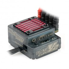 Muchmore Fleta V2 Euro Brushless ESC (High Current BEC Ver.)