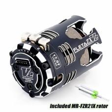 Muchmore FLETA ZX V2 17.5T ER Spec Brushless Motor incl. 21X