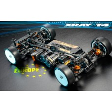 XRAY T4 2020 - GRAPHITE Edition - 1/10 Electric Touring Car