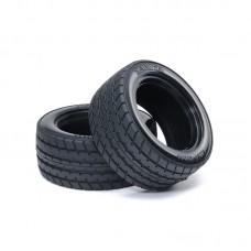 M-Chassis 60D Super Radial Tires (Soft/2Pcs)