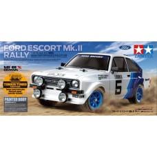 Tamiya Ford Escort mkII rally (58687)