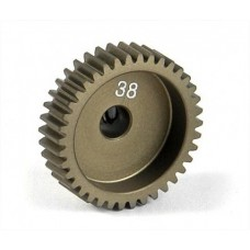pinion alu hard 38T - 64P
