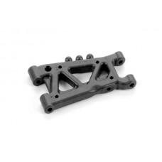 composite rear susp arm 1 hole - graphite