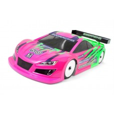 ZooRacing Preopard 1/10 Touring Car Clear Body 190 mm x 0.7 mm