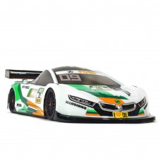 ZooRacing BayBee 1:10 Touring Car Clear Body - 0.7mm