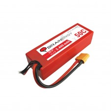 BRAINERGY LiPo battery 3s1p 11.1V 5400mAh 50C XT90