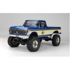 SCA-1E FORD F-150 TRUCK RTR BLUE (WHEEL BASE 324MM)