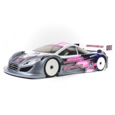 Zoo-Racing DogsBollox 1/10 Touring Car Clear Body -  (REGULAR) 190 mm x 0.7 mm