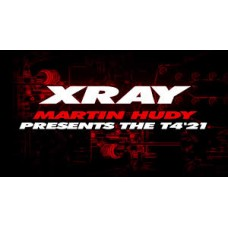 XRAY T4'21 - ALU FLEX EDITION - 1/10 LUXURY ELECTRIC TC