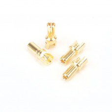 GOLD AVIONICS PLUG 3.5MM (3 pcs)