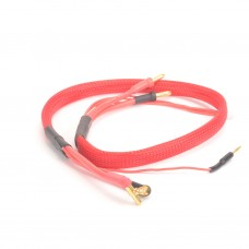 Charge Lead XH2S Balance Port-Red-1pc