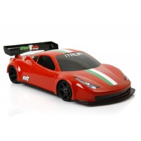 "Mon-Tech Italia GT12 Clear Body ""La Leggera"""
