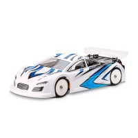 Xtreme 1/10 Twister Touring Car Clear Body