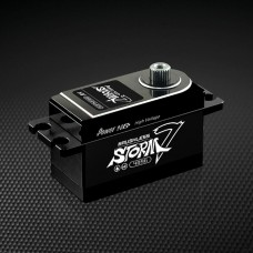 servo Power HD storm7 low profile (black)
