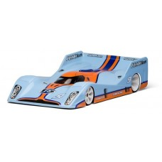 AMR-12 Light Weight Clear Body for 1:12 On-Road Car