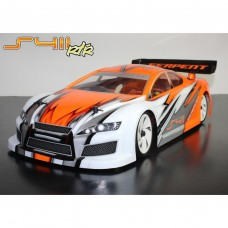 serpent s411 190mm ready-to-race
